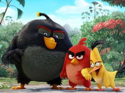Angry Birds INTL Day of Happiness