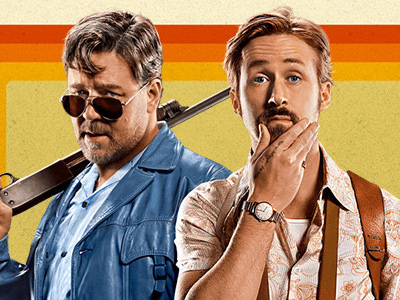 The Nice Guys Photo Filter