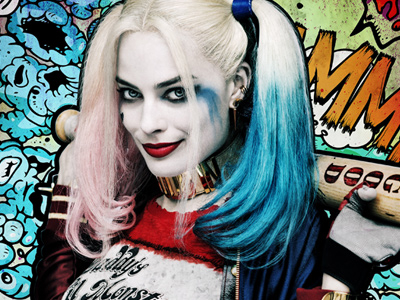 WHICH SUICIDE SQUAD CHARACTER ARE YOU QUIZ