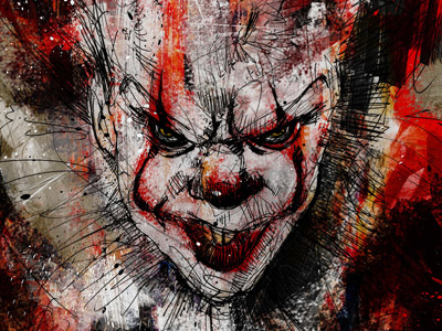 IT: IMAX Exclusive Art