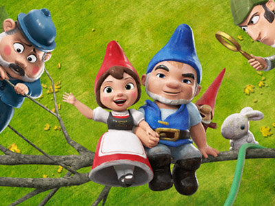 SHERLOCK GNOMES FILTER AND MEMORY GAME